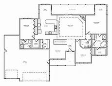single story house plans with walkout basement decoration softy scenes of walkout basement plans with