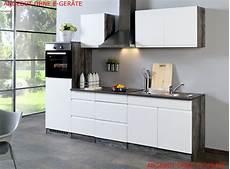 Küchenblock Ohne Elektrogeräte - k 252 chenblock ohne ger 228 te einbauk 252 che ohne elektroger 228 te 270