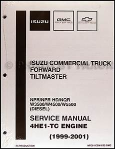 motor repair manual 1999 gmc 3500 user handbook 1999 2004 diesel engine 4he1 tc repair shop manual isuzu npr nqr w3500 w4500 w5500