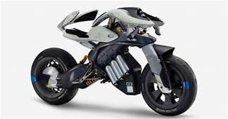 Yamahas Motoroid Experiments With Fusing AI  Motorcycles
