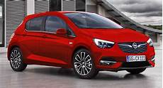 opel corsa neues modell new opel corsa coming in 2019 with psa tech carscoops