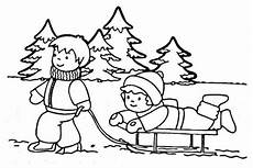 Winter Malvorlagen Gratis Ausmalbilder Zum Drucken Malvorlage Winter Kostenlos 2