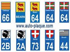 autocollant plaque voiture autocollant plaque auto b 233 arn 64 sticker plaque