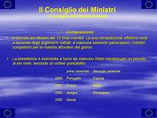 ordine giorno consiglio dei ministri la storia e le istituzioni dell unione europea ppt scaricare