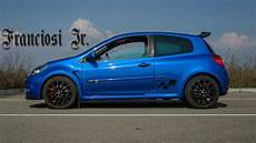 acceleration 0 100 km h renault clio rs f1 team r27 2008
