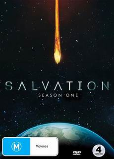 Buy Salvation Season 1 On Dvd On Sale Now With Fast