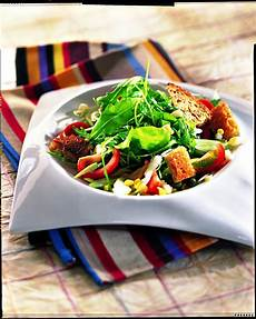 Recette Salade Italienne De Croustillant 224 L Ail