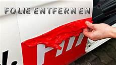 Auto Aufkleber Entfernen - folien und aufkleber r 252 ckstandsfrei entfernen autopflege