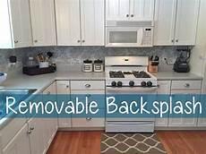 Removable Kitchen Backsplash Removable Back Splash 98