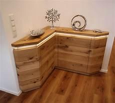 eck sideboard sideboard 252 ber eck in eiche vom tischler gefertigt