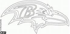 baltimore ravens logo american football team in the