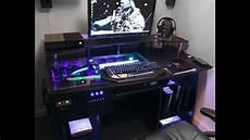 best gamer computer ultimate gaming pc custom desk build log