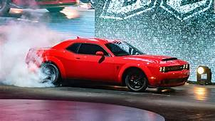 2020 Dodge Challenger Redesign Concept Hellcat Release