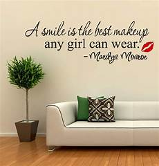 wall sticker decal quotes smile quotes wall stickers quotesgram
