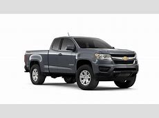 2019 Chevrolet Colorado in Steel Metallic for Sale in