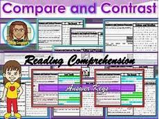 reading comprehension compare and contrast rl1 9 ri1 9