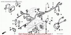 honda nx650 dominator 1992 england kph wire harness ignition coil schematic partsfiche