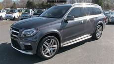 2014 mercedes gl63 amg start up exhaust and in