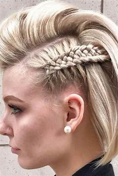Flechtfrisur Kurze Haare - 73 stunning braids for hair that you will