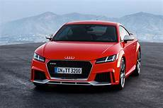 tt rs 2017 2017 audi tt rs roadster and coupe bow in beijing with 400 hp and awd autoevolution
