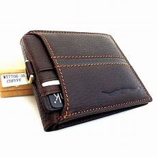 s leather wallet 6 credit cards slots 2 id