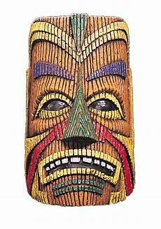 Polynesian Overhead Tiki Mask