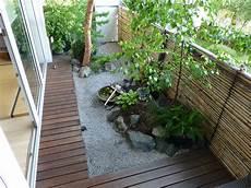 Balkon Im Japanischem Stil Garten U Landschaftsbau