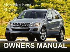 car service manuals pdf 1998 mercedes benz m class electronic toll collection mercedes benz 2009 m class ml320 cdi ml350 ml500 ml63 amg owners ow