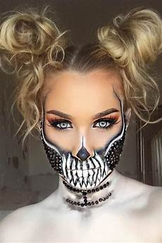 30 scary halloween hairstyles for long hair halloween hair amazing halloween makeup
