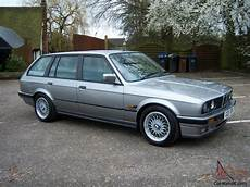 Bmw E30 325i Touring Manual Lsd Lachs Silver 1989