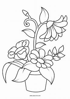Blumen Malvorlagen Kostenlos Mp3 Free Flower Colouring Pages Colour Flower Coloring
