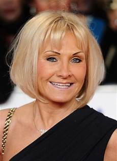 short hairstyles for older women carol wright bob haircut