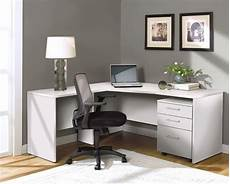 home office furniture nyc collection corner l shaped desk with mobile pedestal