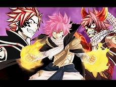 tail natsu all forms youtube
