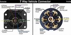 Light Wiring Diagram 7 Way Hitch by Parts Needed For Adding A Charging Circuit For A Trailer