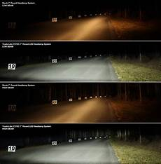 Hids In Regular Halogen Headlights Can Be Unsafe For Both