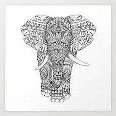 elefant ausmalbild erwachsene diy projects mandala