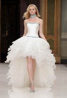 1001 fashion trends high low wedding dresses