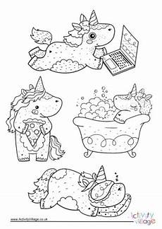 Unicorn Malvorlagen Kostenlos Quiz Unicorn Colouring Pages