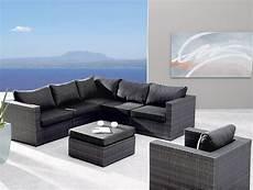 Lounge Set Polyrattan - best 6tlg lounge set aruba alu polyrattan 98896053