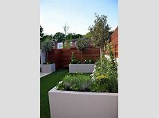 modern garden designer streatham balham clapham london