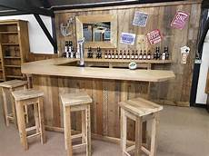 Bar Theke Holz - secondhand vintage and reclaimed bar and pub rustic