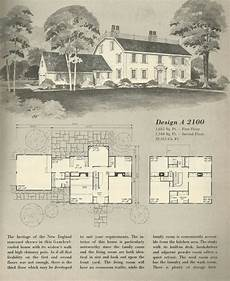 gambrel style house plans vintage 1970s new england traditional gambrel style house