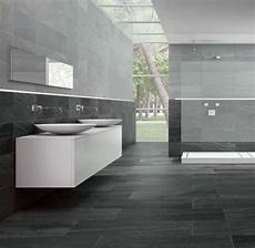 salle de bain gris anthracite et gris clair recherche