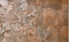 Rostfarbe Farben Und Tapeten Wohnwand Braun Und Patina