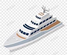 Kapal Laut Vektor Png Infotiket
