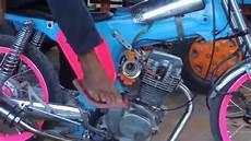 l2 yamaha re engine honda tmx 155 part 2 youtube