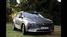 Essai En Exclusivit 233 De La Voiture 224 Hydrog 232 Ne De Hyundai