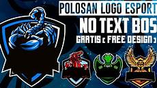 Polosan Logo Esport Gaming Keren Esport Logo No Text