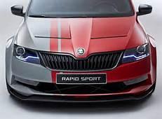 Cars Tuning Music Skoda Rapid Sport  Aut&225 Šport A Motorky
